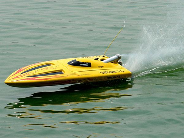 как сделать свою лодку своими руками на пульте управлении