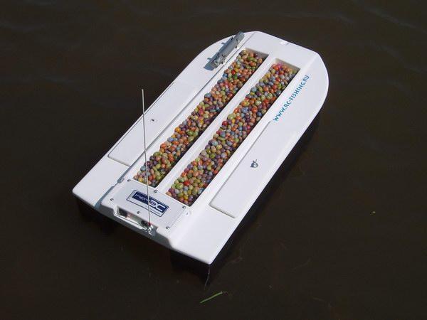 Чертежи кораблика для завоза прикормки своими руками 62